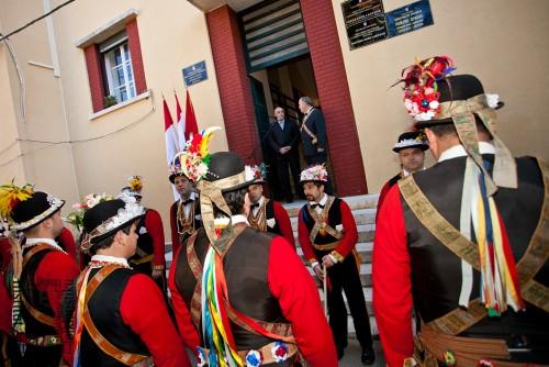 Načelnik i kapo sale, pokladari, ožujak 2011. (foto: Stjepan Tafra)