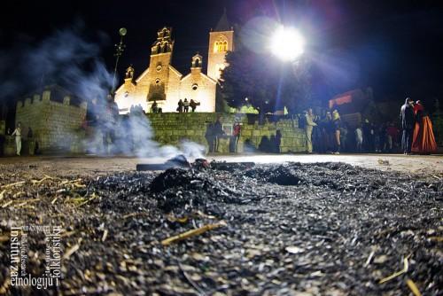 Izgoreni Poklad, veljača 2012. (foto: Stjepan Tafra)