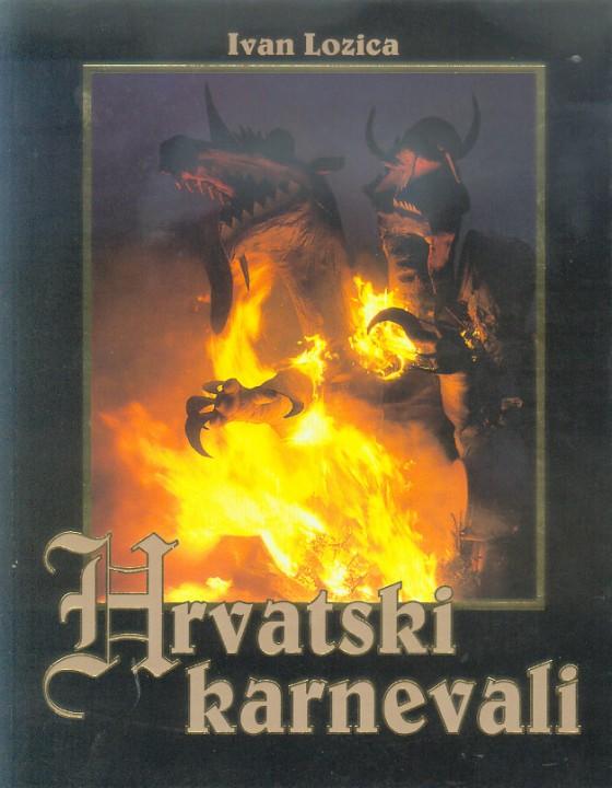 Naslovnica Hrvatski karnevali