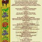 Program Poklada 2013
