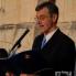 Dolazak na pijacu i najava kumpanjije, Smokvica, veljača 2011. (foto: iz arhiva VU Kumpanjija Smokvica)