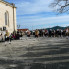 Svečana izvedba kumpanjije, Smokvica, veljača 2011. (foto: iz arhiva VU Kumpanjija Smokvica)