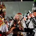 Bili kralj, bula i crni kralj, lipanj 2012. (foto: Stjepan Tafra)