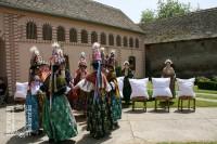 "Culture and Arts Society ""Gorjanac"", the feast of Pentecost, May 2013 (Photo: Marina Blagaić Bergman)"
