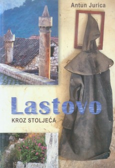 Naslovnica Lastovo kroz stoljeća