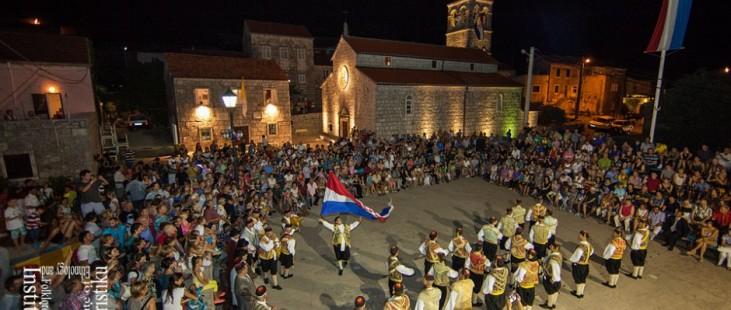 VU Kumpanija Pupnat, Gospa od sniga, kolovoz 2013. (foto: Stjepan Tafra)