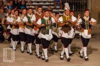 Ples od boja, FD Kumpanija Vela Luka, srpanj 2013. (foto: Stjepan Tafra)